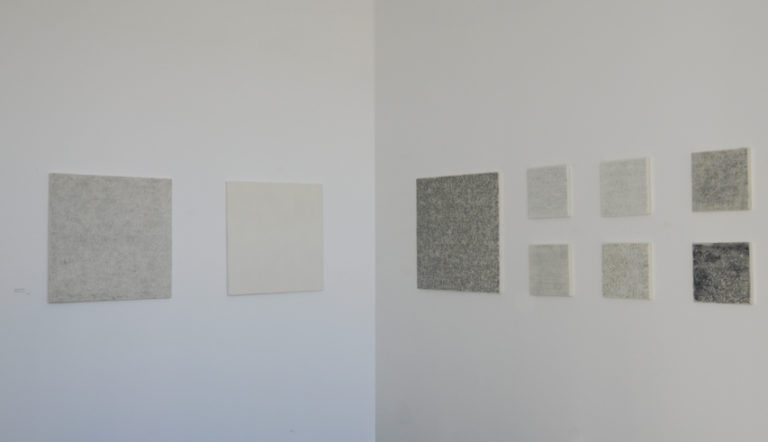 Peinture encaustique, peinture abstraite